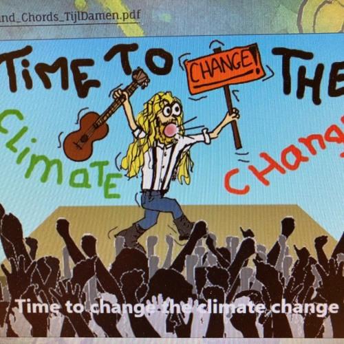 Tijl Wil Met Een Lied De Klimaatverandering Veranderen