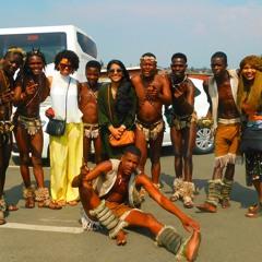Dancers in Soweto