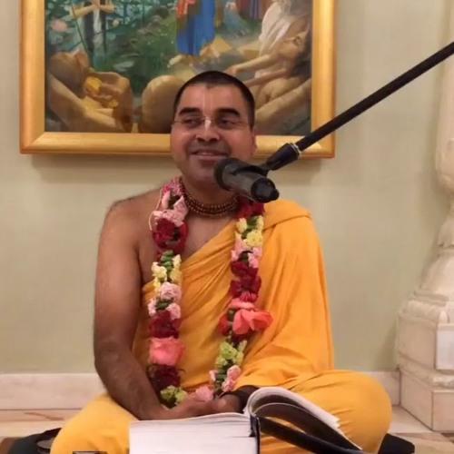 Śrīmad Bhāgavatam class on Wed 6th Mar 2019 by Gopa Vrndesa Dāsa 4.21.6-7