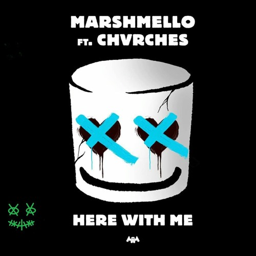 Marshmello - Here With Me Feat. CHVRCHES [DJ Magallon Remix]