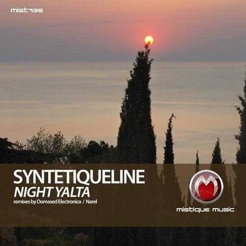 Syntetiqueline - Night Yalta(Domased Electronica Remix)