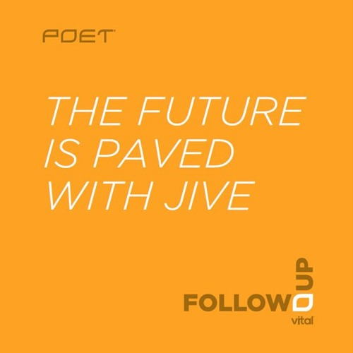 The Future is Paved with JIVE