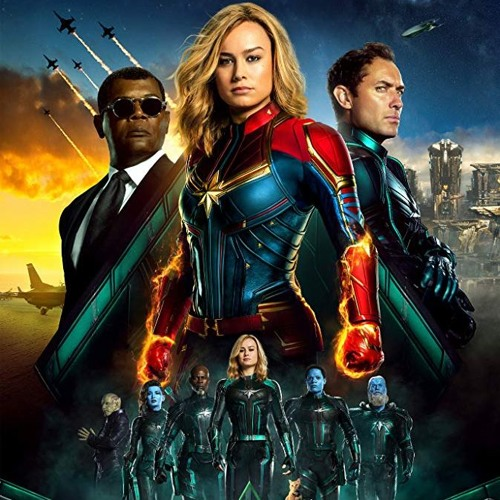 Max reviews Captain Marvel!