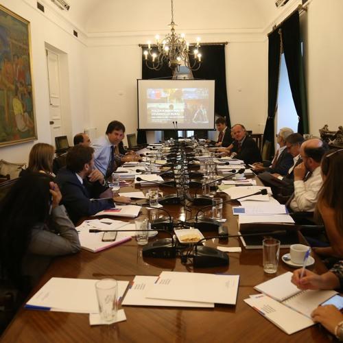 Chile Rural: Reportaje: Presentación del Plan Nacional de Desarrollo Rural