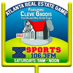 The Atlanta Real Estate Game Atlanta Sports X 106.3 FM 3/2/2019