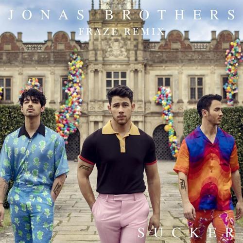 Jonas Brothers - Sucker (Fraze Remix)