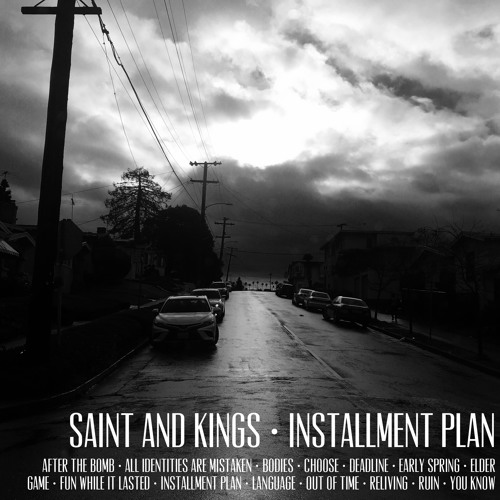 Saint and Kings - Elder Game