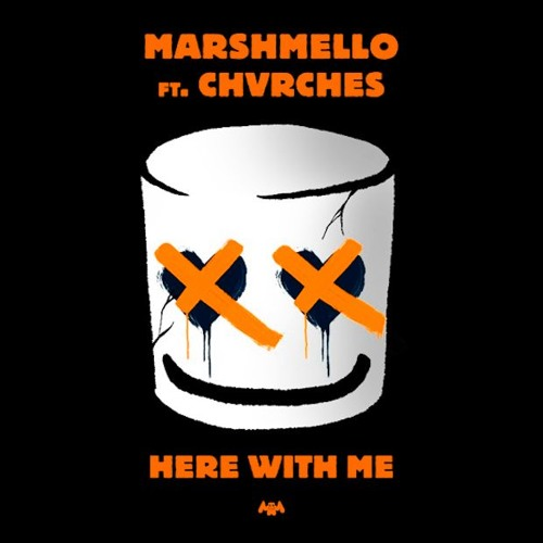 Marshmello - Here With Me Feat. CHVRCHES (Antweezy Remix)