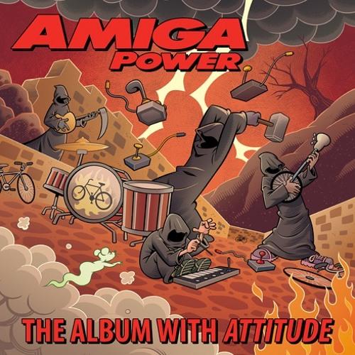 Amiga Power: The Album With Attitude - Remix Clip Compilation