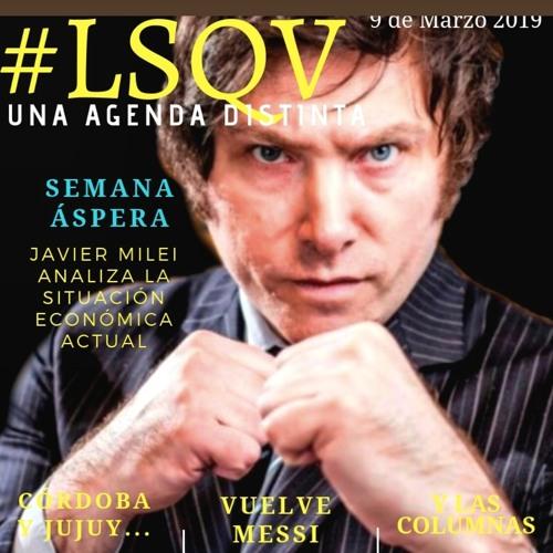 #LSQV Ya podés escuchar el programa de hoy