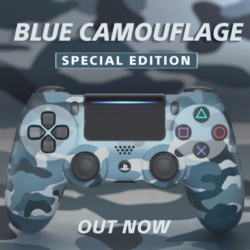 Sony - DualShock 4 Camouflage Special Edition