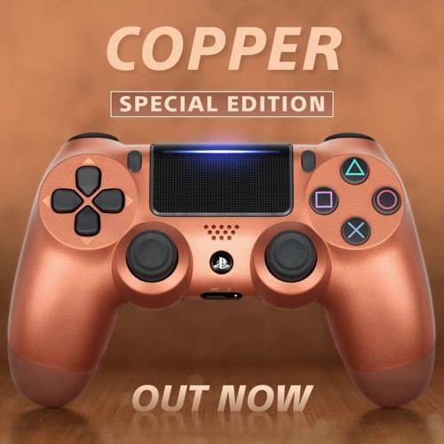 Sony - DualShock 4 Copper Special Edition