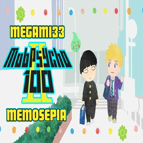 Mob Psycho 100 S2 ED 2 - Memosepia [English Cover] by Corinne