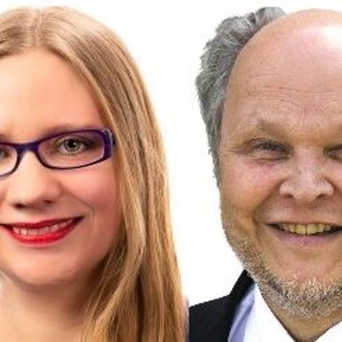 Vieraina Sirpa Pursiainen ja Markku Tenhunen.