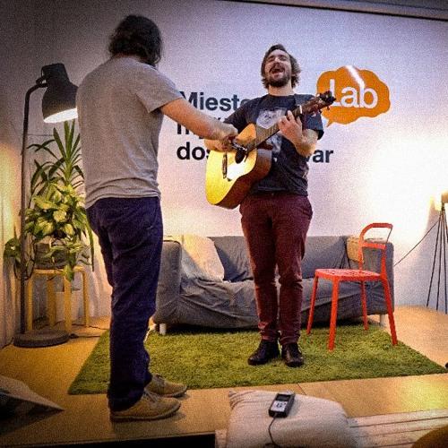 Blues jednoho chlapa (feat. Starej Pařez) // Live @Lab.cafe (Bratislava) // únor 2019