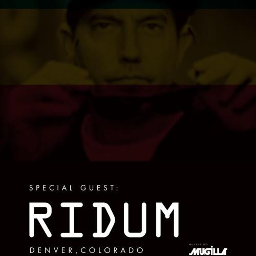 RHYTHMICALLY INCLINED PODCAST EPISODE  003 RIDUM