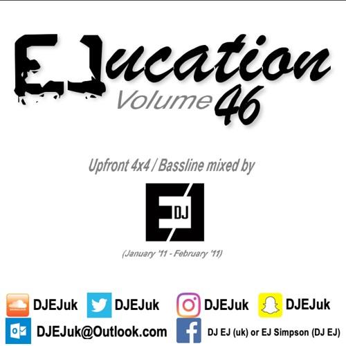 DJ EJ - EJucation Volume 46 (January '11 - February '11)