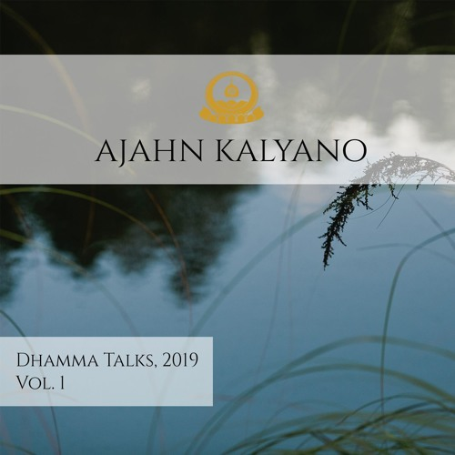 Ajahn Kalyano - Dhamma Talks 2019, Vol. 1