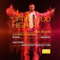 Aly & Fila - A State Of Trance 900 Madrid - 9-MAR-2019 Artwork