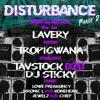Lowe Freakqncy - Disturbance Promo Mix