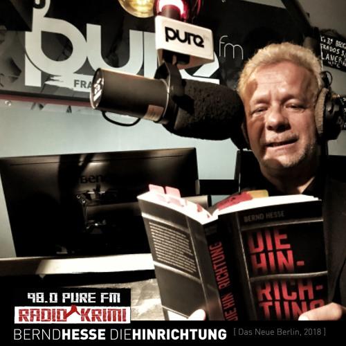 """98.0 pure fm Radiokrimi """"DIE HINRICHTUNG"""" - Folge #01 (""""Ein merkwürdiger Anruf"""")"""