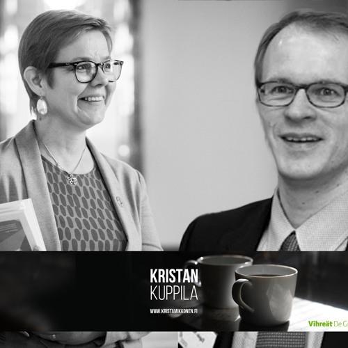 Kristan kuppila - Kaivoslaki ja ympäristö. Vieraana ympäristöoikeuden professori Tapio Määttä