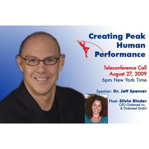 Creating Peak Human Performance