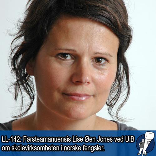 LL-143: Lise Øen Jones om skole i fengselet