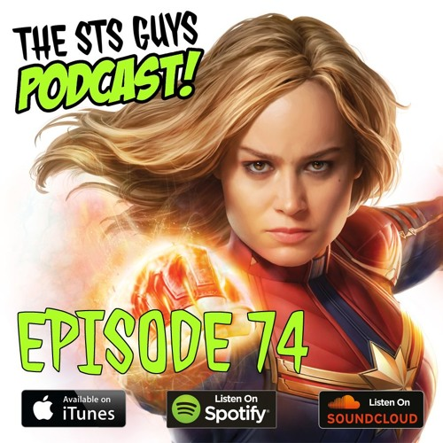 The STS Guys - Episode 74: Unspoiled Captain Marvel