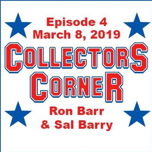 Collectors Corner #4 - 3/8/2019 - TTM Autograph Collecting