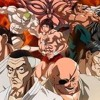 Baki the grappler - God on Earth