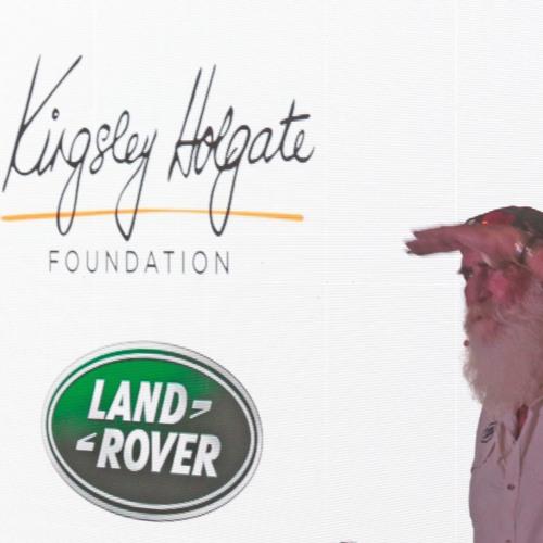 Kingsley Holgate - Cape Town To Kathmandu