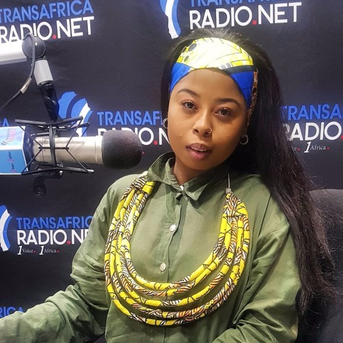 SA FEMALE Soulful ARTIST MANALA On THE WAVY SHOW With KING WAVY 08:03:2019