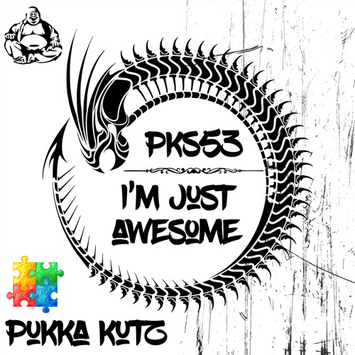PKS53 : Silverfox - I'm Just Awesome (Autism Awareness)
