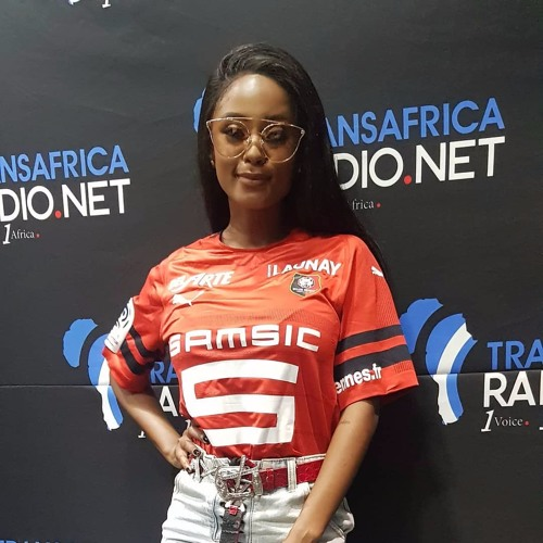 Tanzanian Singer Songwriter VANESSA MDEE On THE MORNING MAYHEM WITH THABANG 11:03:2019