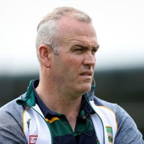 Kevin Martin Following Offaly's Relegation To Division Two A