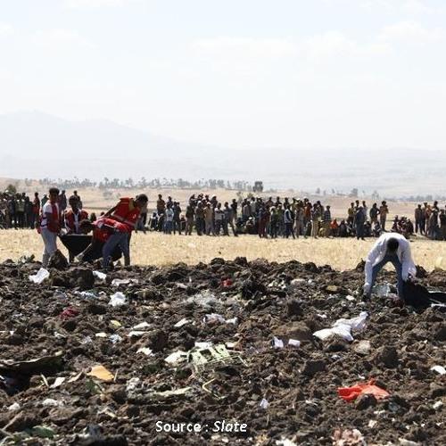 Le Mot De L'info 12 mars - Crash Ethiopian Airlines