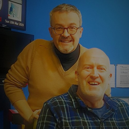 More Fire PR's Mark Ferguson & John Griff - BBC Radio Northampton - March 2019