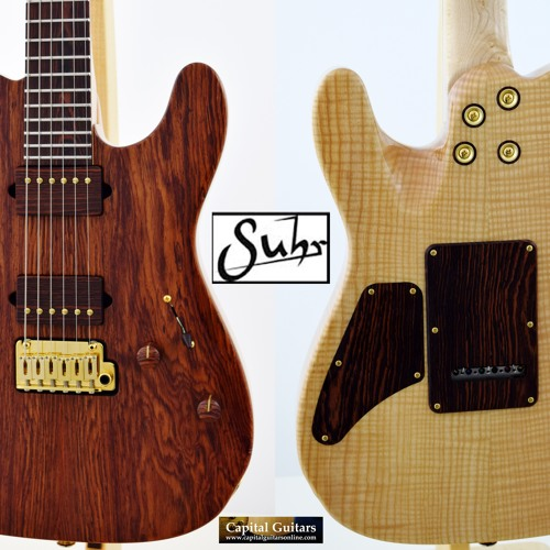 Suhr Collection T 2016 008 Ch1