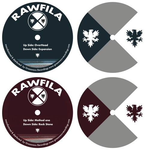 RAWFILA - South Center e.p. Snipped   -   GRASSWAXX LTD.1