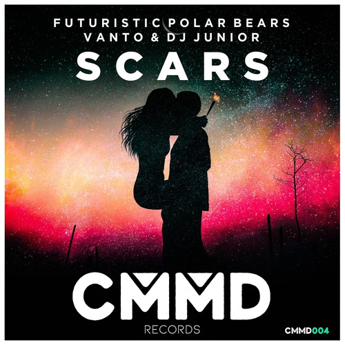 Futuristic Polar Bears Vanto & DJ Junior - Scars (CMMD004)