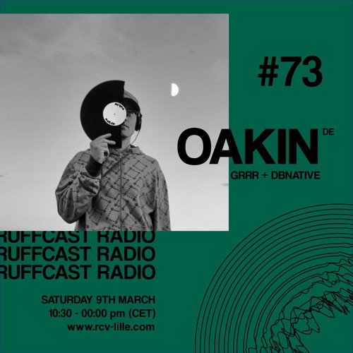 Grrr & dBnative w/ Oakin - 9th March 2019