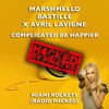 Download Marshmello, Bastille x Avril Lavigne - Complicated Be Happier (Miami Rockets Radio H4CKED) Mp3