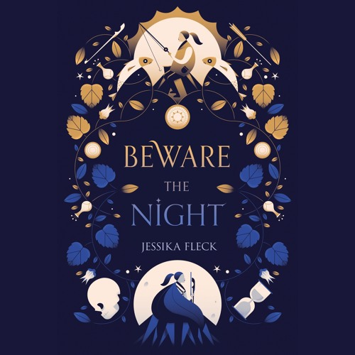 Beware The Night by Jessika Fleck, audiobook excerpt