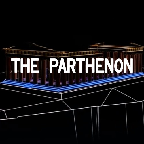 The Parthenon, Doric Order