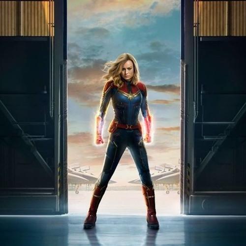 #98 Captain Marvel