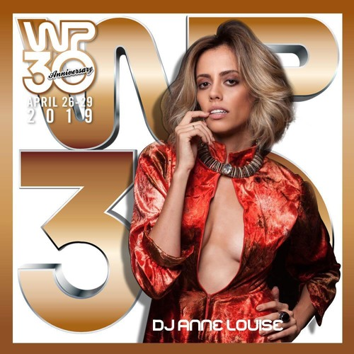 Dj Anne Louise - White Party Palm Springs Official 2019 Podcast