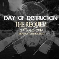Cardan Warmup Mix Day Of Destruction - The Requiem 23.03.2019