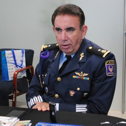 General Rodolfo Rodríguez Quezada, Presidente del Comité Organizador de la Feria Aeroespacial México