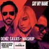 Download David Guetta Bebe Rexha J Balvin - Say My Name X Garmiani - Barraca Mashup (Deniz Savaş) Mp3